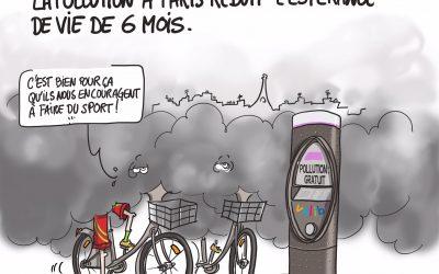 En réponse au fiasco du nouveau Vélib'